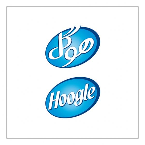 طرحی لوگو هوگل