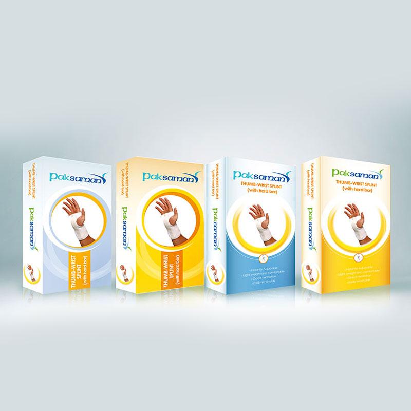 طراحی بسته بندی پاکسمن